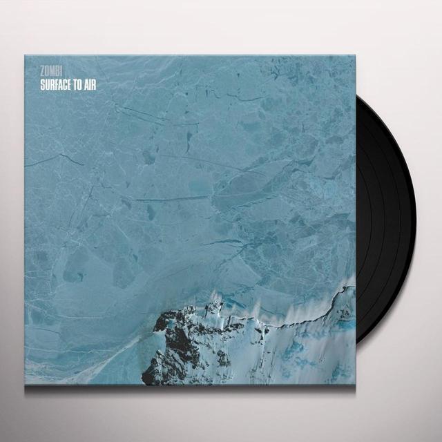 Zombi SURFACE TO AIR Vinyl Record