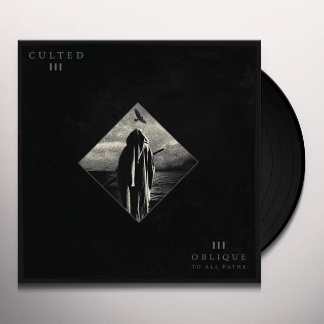 Culted OBLIQUE TO ALL PATHS Vinyl Record