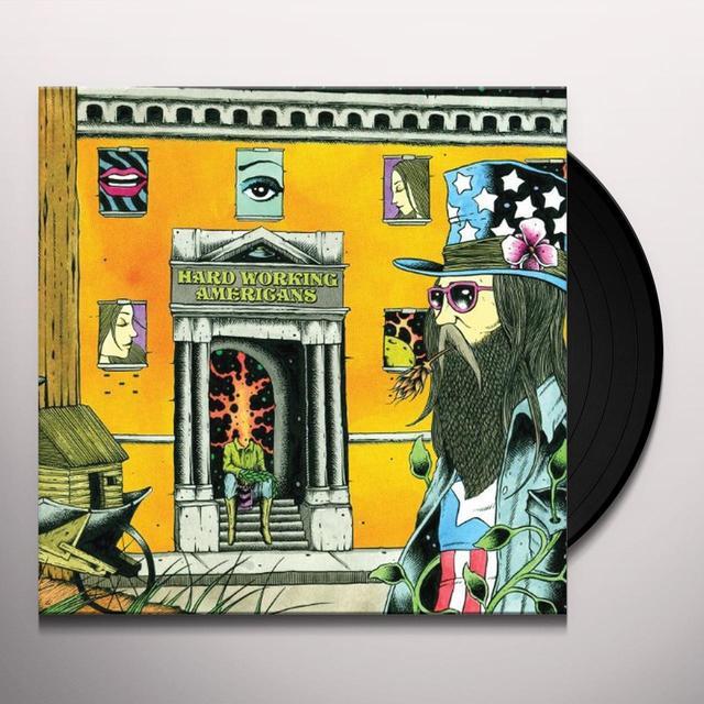 HARD WORKING AMERICANS Vinyl Record