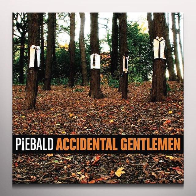 Piebald ACCIDENTAL GENTLEMAN Vinyl Record
