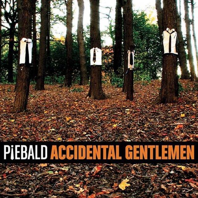Piebald ACCIDENTAL GENTLEMAN Vinyl Record - Colored Vinyl, Limited Edition