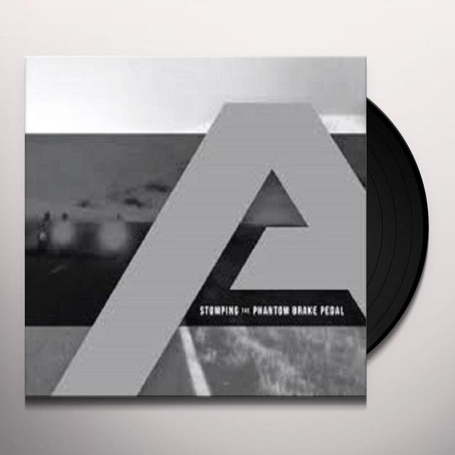 Angels & Airwaves STOMPING THE PHANTOM BRAKE PEDAL Vinyl Record - Limited Edition, 180 Gram Pressing