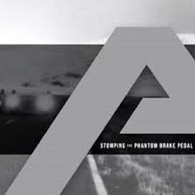 Angels & Airwaves STOMPING THE PHANTOM BRAKE PEDAL Vinyl Record - Limited Edition, 180 Gram Pressing