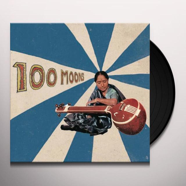 100 MOONS / VARIOUS Vinyl Record