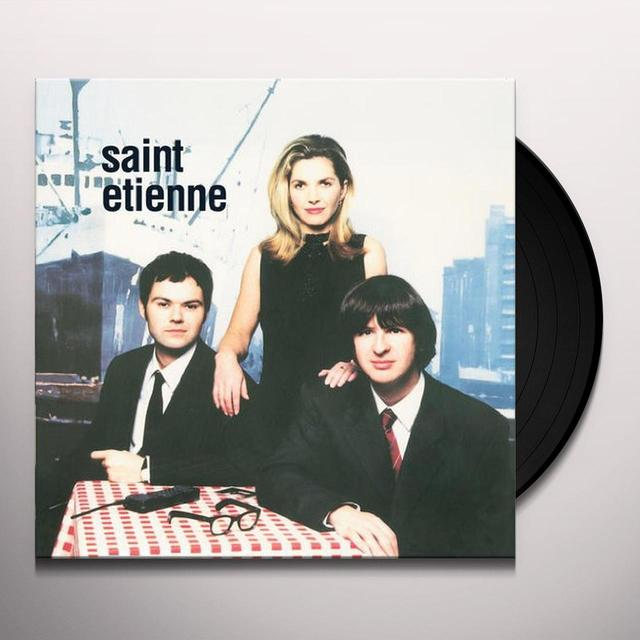 Saint Etienne TIGER BAY Vinyl Record - 180 Gram Pressing