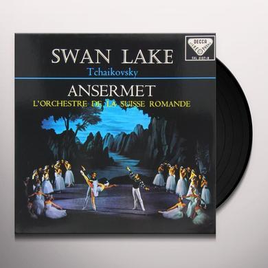 Tchaikovsky / Ansermet SWAN LAKE Vinyl Record