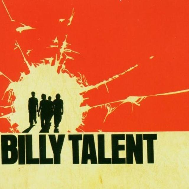 Billy Talent 10TH ANNIVERSARY EDITION Vinyl Record