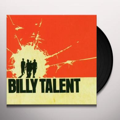 Billy Talent 10TH ANNIVERSARY EDITION Vinyl Record