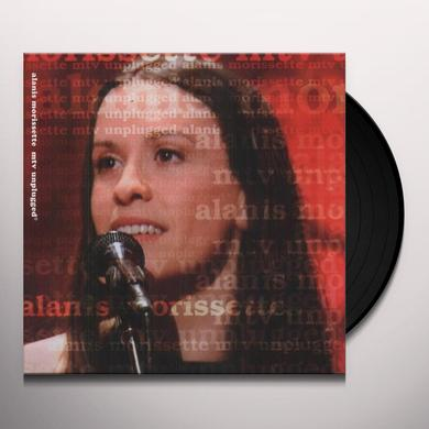 Alanis Morissette MTV UNPLUGGED Vinyl Record - Limited Edition, 180 Gram Pressing