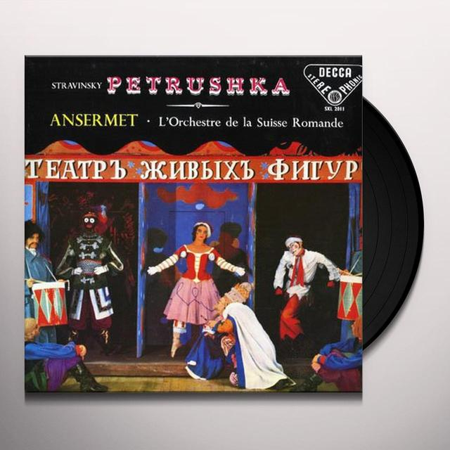 Igor Stravinsky PETRUSHKA Vinyl Record