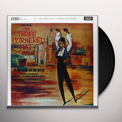 De Falla / Ansermet THREE-CORNERED HAT Vinyl Record