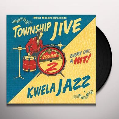 SOUL SAFARI PRESENTS TOWNSHIP JIVE & KWELA / VAR Vinyl Record