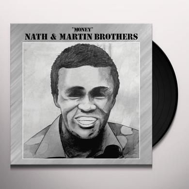 Nath & Martin Brothers MONEY Vinyl Record