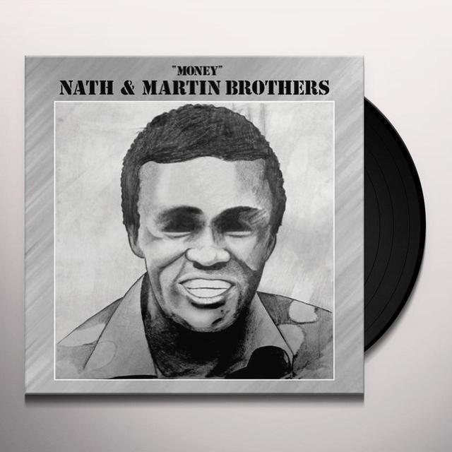 Nath & Martin Brothers MONEY Vinyl Record