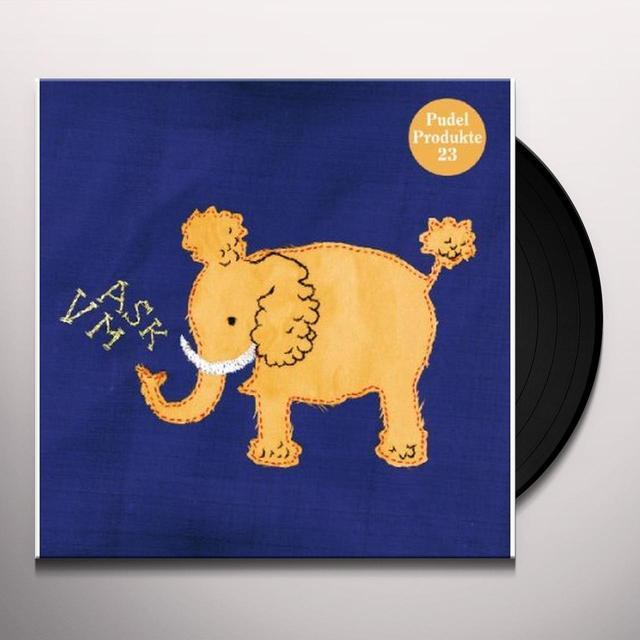 Viktor Marek / Ashraf Sharif Khan PUDEL PRODUKTE 23 Vinyl Record