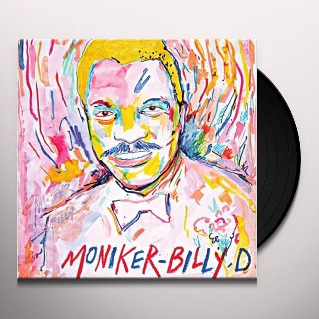 Moniker BILLY D Vinyl Record