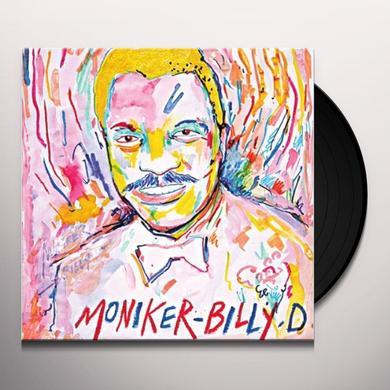 Moniker BILLY D Vinyl Record