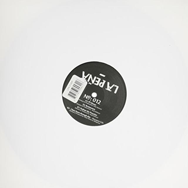 Andy Kolwes LA PENA 012 Vinyl Record