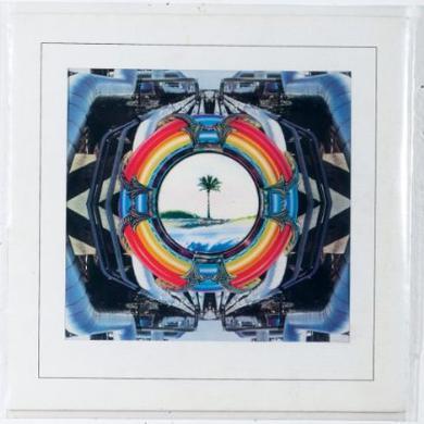 Genf Pakula CHOICES Vinyl Record