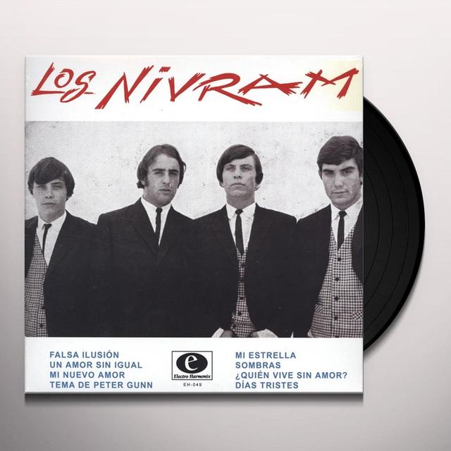 LOS NIVRAM Vinyl Record - 10 Inch Single