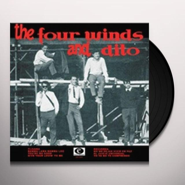 FOUR WINDS & DITO Vinyl Record