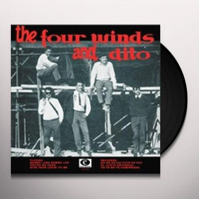 FOUR WINDS & DITO Vinyl Record - 10 Inch Single