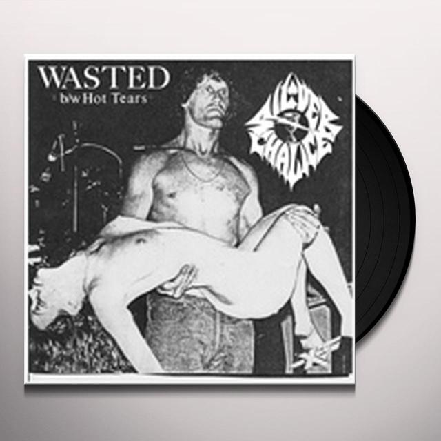 Silver Chalice WASTED Vinyl Record