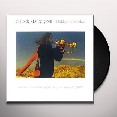 Chuck Mangione CHILDREN OF SANCHEZ Vinyl Record - 180 Gram Pressing
