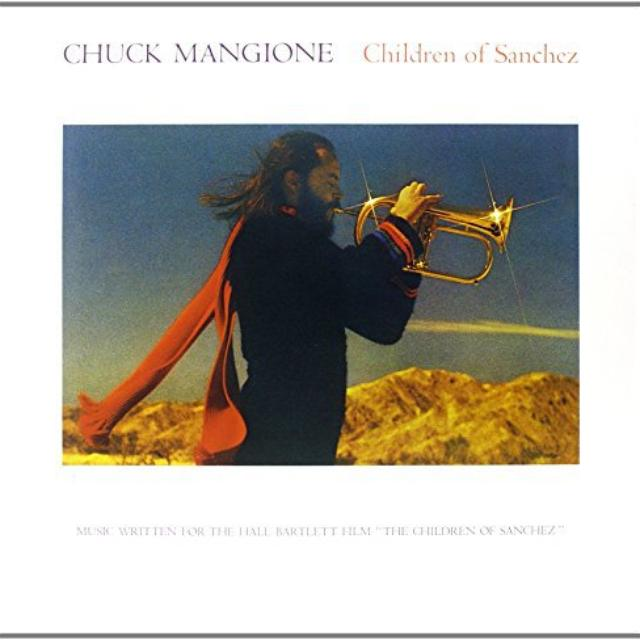 Chuck Quartet Mangione merch