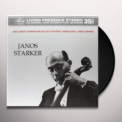 Schumann / Lalo / Skrowaczewski / Starker CELLO CONCERTI Vinyl Record