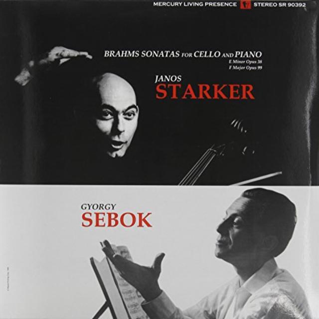 Brahms / Starker / Sebok
