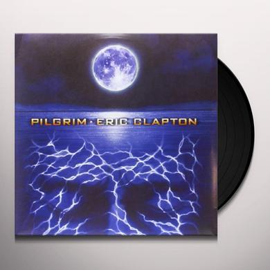 Eric Clapton PILGRIM Vinyl Record - 180 Gram Pressing