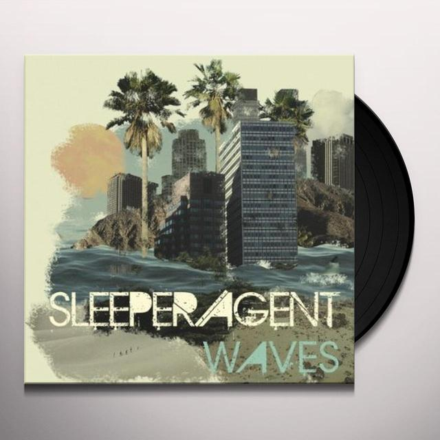 Sleeper Agent WAVES Vinyl Record