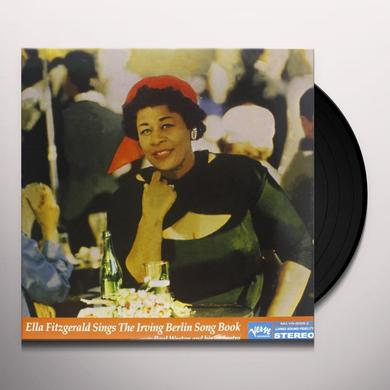 ELLA FITZGERALD SINGS THE IRVING BERLIN SONGBOOK Vinyl Record