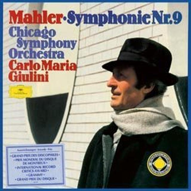 Mahler / Giulini SYMPHONY 9 (OGV) (Vinyl)
