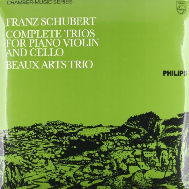 Schubert / Beaux Arts Trio