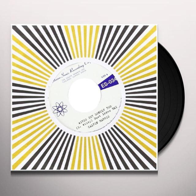 Calvin Harris LOVE'S RECIPE Vinyl Record