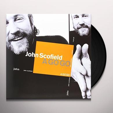 John Scofield A GO GO Vinyl Record - 180 Gram Pressing, Deluxe Edition