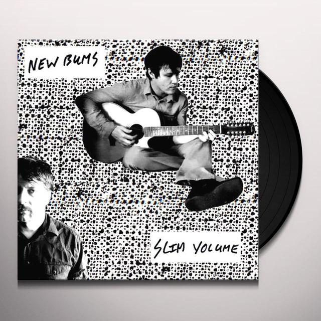 New Bums SLIM VOLUME Vinyl Record