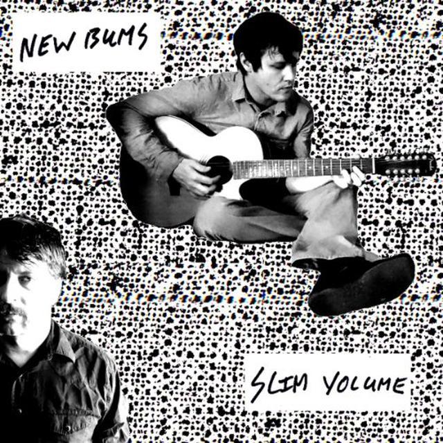 New Bums SLIM VOLUME Vinyl Record