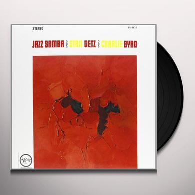 Stan Getz JAZZ SAMBA (OGV) (Vinyl)