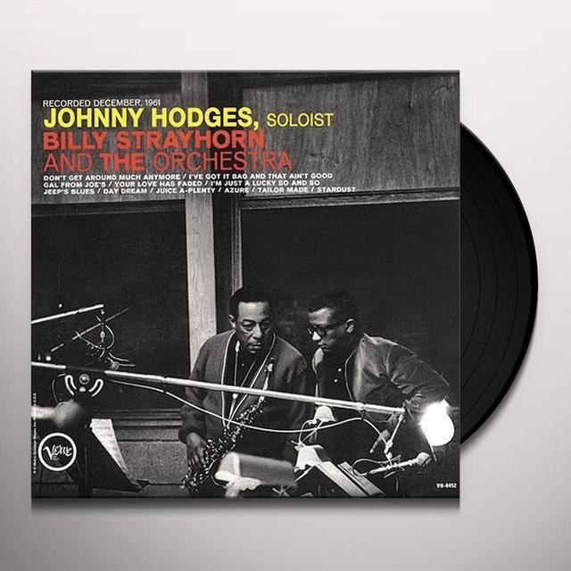 JOHNNY HODGES BILLY STRAYHORN & THE ORCHESTRA Vinyl Record