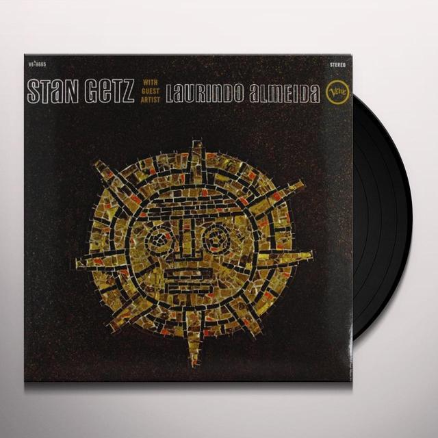STAN GETZ WITH GUEST ARTIST LAURINDO ALMEIDA Vinyl Record - 180 Gram Pressing