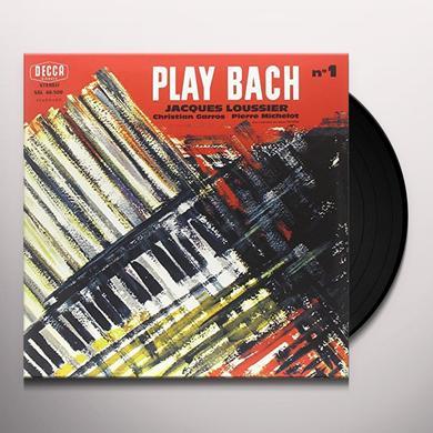 Bach / Loussier PLAY BACH 1 Vinyl Record
