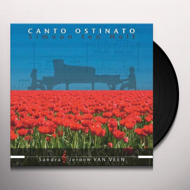 Simeon Ten Holt CANTO OSTINATO Vinyl Record - 180 Gram Pressing