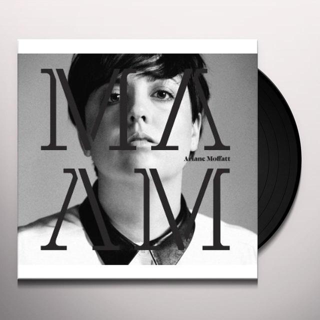 Ariane Moffatt MA Vinyl Record - Canada Import