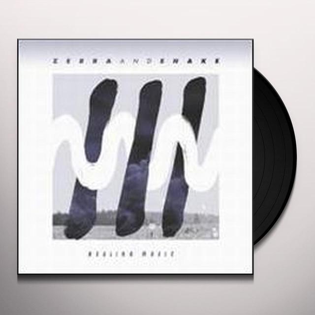 Zebra & Snake HEALING MUSIC (GER) Vinyl Record