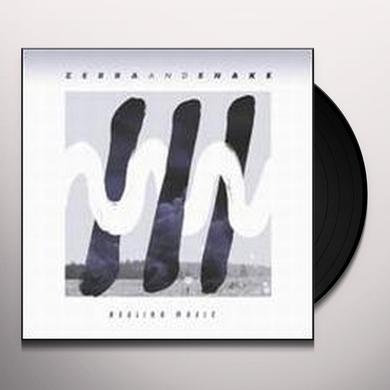 Zebra & Snake HEALING MUSIC Vinyl Record