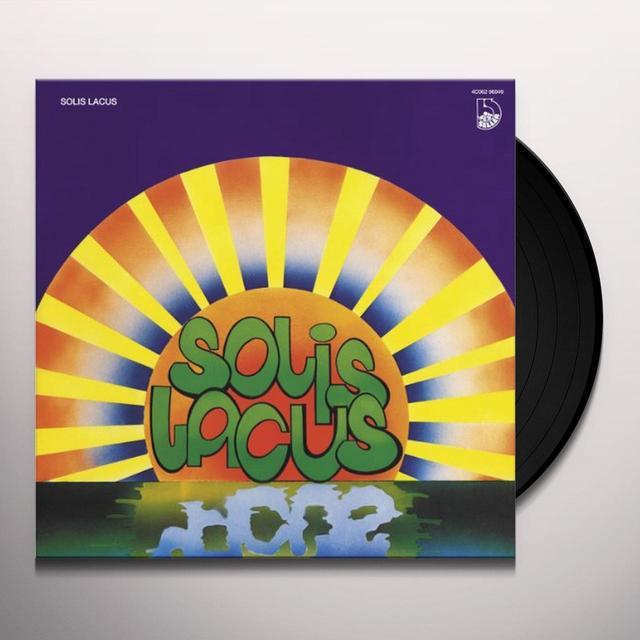 SOLIS LACUS Vinyl Record