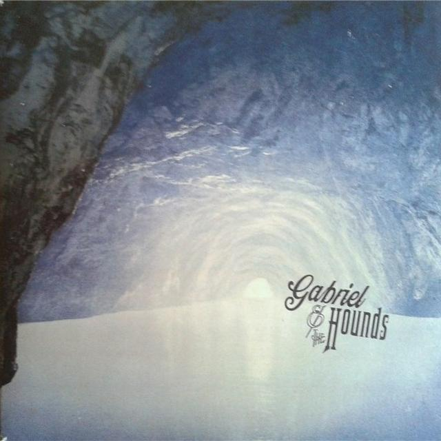 Gabriel & The Hounds KISS FULL OF TEETH Vinyl Record - UK Import